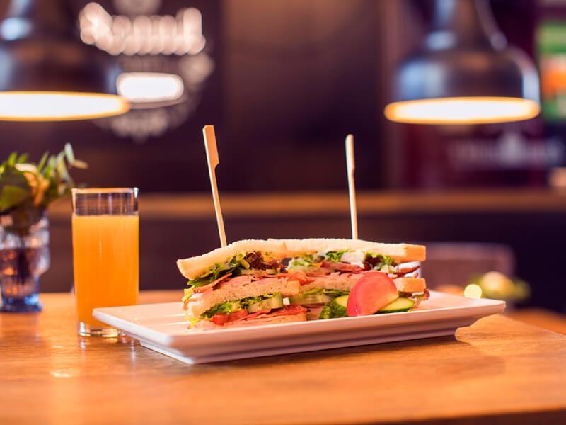 Taveerne 't Wetshuys | Sfeer (lunch)