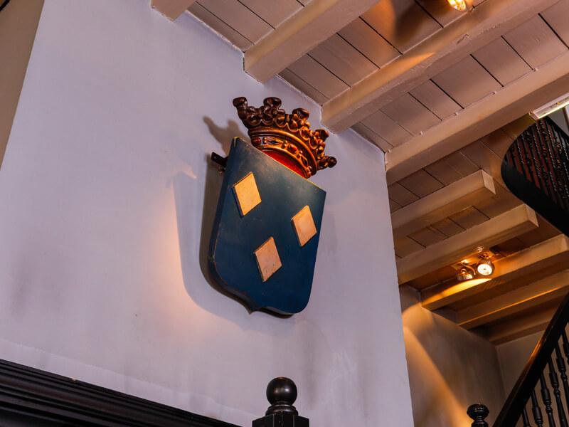 Taveerne 't Wetshuys | Sfeer (muurdecoratie)