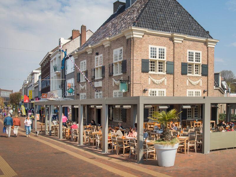 Taveerne 't Wetshuys | Sfeer (terras buiten)