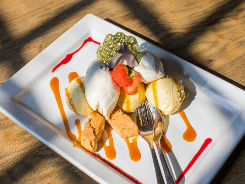 Taveerne 't Wetshuys | Sfeer (dessert)